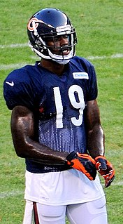 Josh Morgan American football player