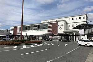 Jr-west-Saijo-South-Station-building2019.jpg