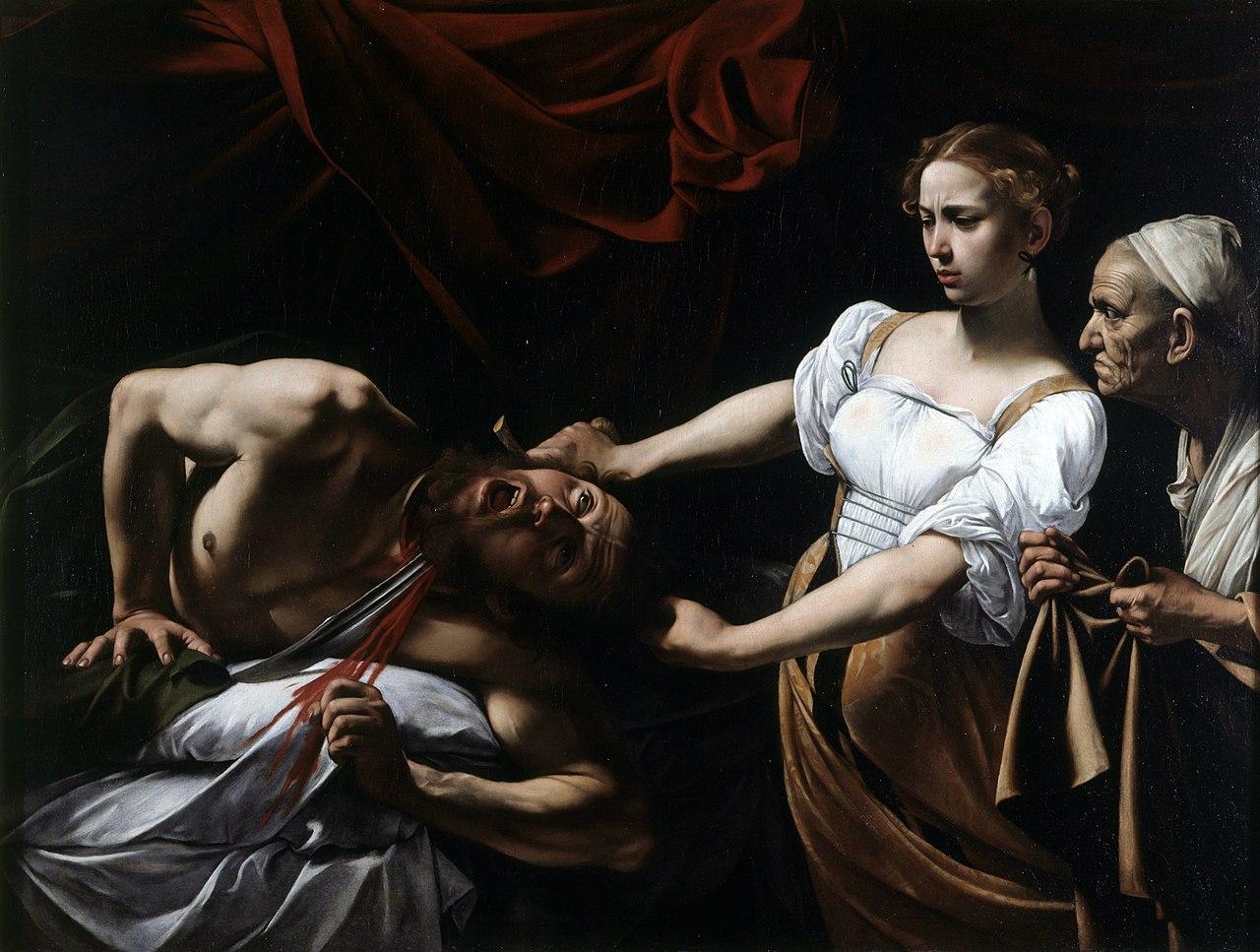 Judit y Holofernes, por Caravaggio.jpg
