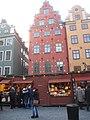 Julmarknad på Stortorget, Gamla stan, Stockholm, 2017a.jpg