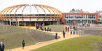 British School in the Netherlands - Image: Junior School Leidschenveen
