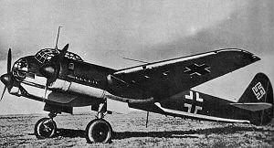 Belfast Blitz - Junkers Ju-88