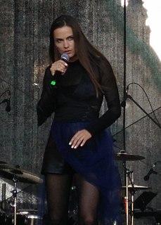 Jurga Šeduikytė Lithuanian singer