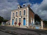 Justine-Herbigny (Ardennes) mairie Justine.JPG