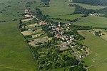 Kékkút község légi fotón.jpg