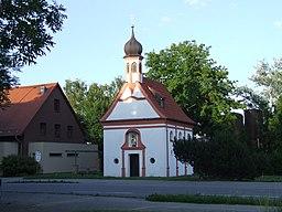 Königsbrunn nepomukkapelle 2