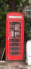 K6 Telephone Kiosk (plej suda de du) en New Road, Brajtono (IoE Code 479591).jpg