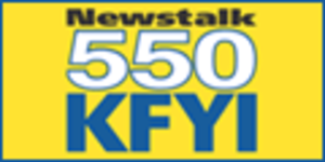KFYI - former logo