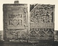 KITLV 87925 - Unknown - Reliefs on the Bharhut stupa in British India - 1897.tif