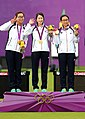 KOCIS Korea London Olympic Archery Womenteam 10 (7682350996).jpg