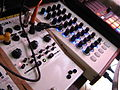 KOMA Elektronik FT 201 + Livid Instruments Code v2 & Traktor Kontrol F1 - angled left (photo by Audiotecna).jpg
