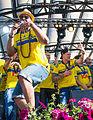 Kaliffa and the Swedish champions in 2015.jpg
