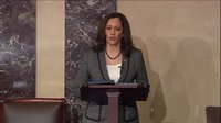 File:Kamala Harris opposing the GOP healthcare bill (2).webm