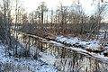 Kanāla ieteka Mazajā Baltezerā.jpg