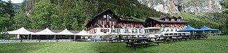 Kandersteg International Scout Centre - Kandersteg International Scout Centre