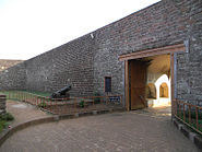 Kannur fort entrance