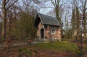 Sint-Michiels - Image: Kapel Tillegembos A