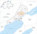 Karte Gemeinde Cressier NE 2007.png