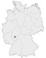 Karte Offenbach am Main in Deutschland.png