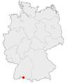 Karte radolfzellAmBodensee in deutschland.png