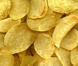 Aardappelchips