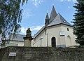 Karviná, kostel Povýšení svatého Kříže (9).JPG