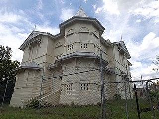 Keating residence, Indooroopilly