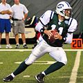 Kellen Clemens preseason Jets-v-Eagles, Sep 2009 - 09.jpg