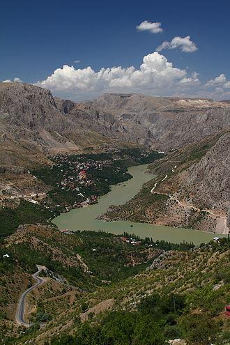 Kemaliye - Kemaliye, Erzincan