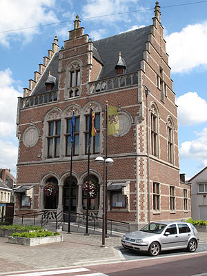 Kessel, Belgium - Image: Kessel, monumentaal pand foto 2 2009 08 30 12.47