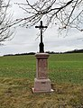 Ketkovice - kříž Floriánových u JZ okraje obr01.jpg