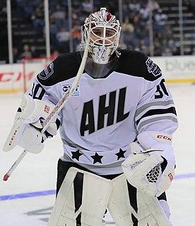 Kevin Lankinen Finnish ice hockey player