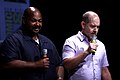 Kevin Michael Richardson & Mike Henry (7607024850).jpg