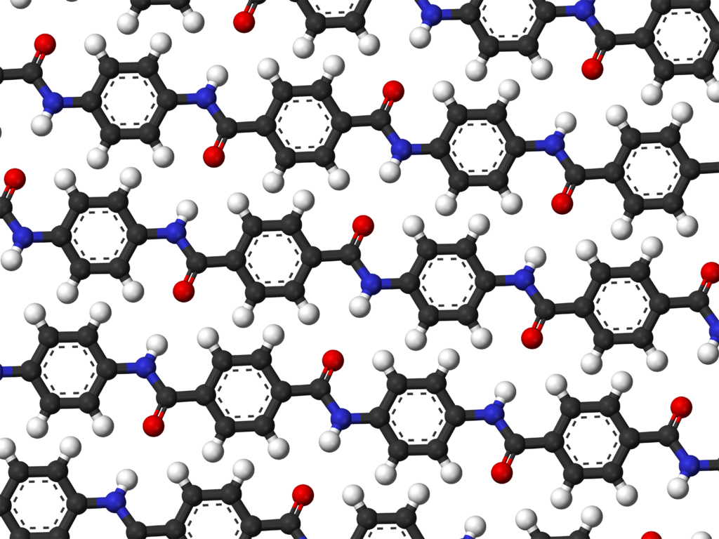 Kevlar Molecular Geometry