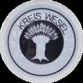 Kfz-Zulassungsplakette Kreis Wesel SecuRasta.png