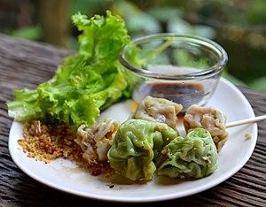 Huaiyang cuisine - Image: Khanom chip