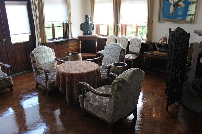 Kiichiro Toyoda House Inside Bertel-Schmitt.jpg