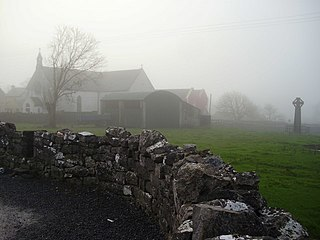 Kilfenora Village in Munster, Ireland