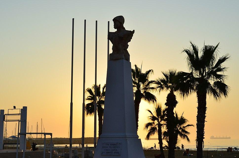 Kimon statue