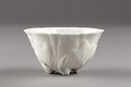 Kinesisk vinbägare av porslin från 1600-talet - Hallwylska museet - 95569.tif
