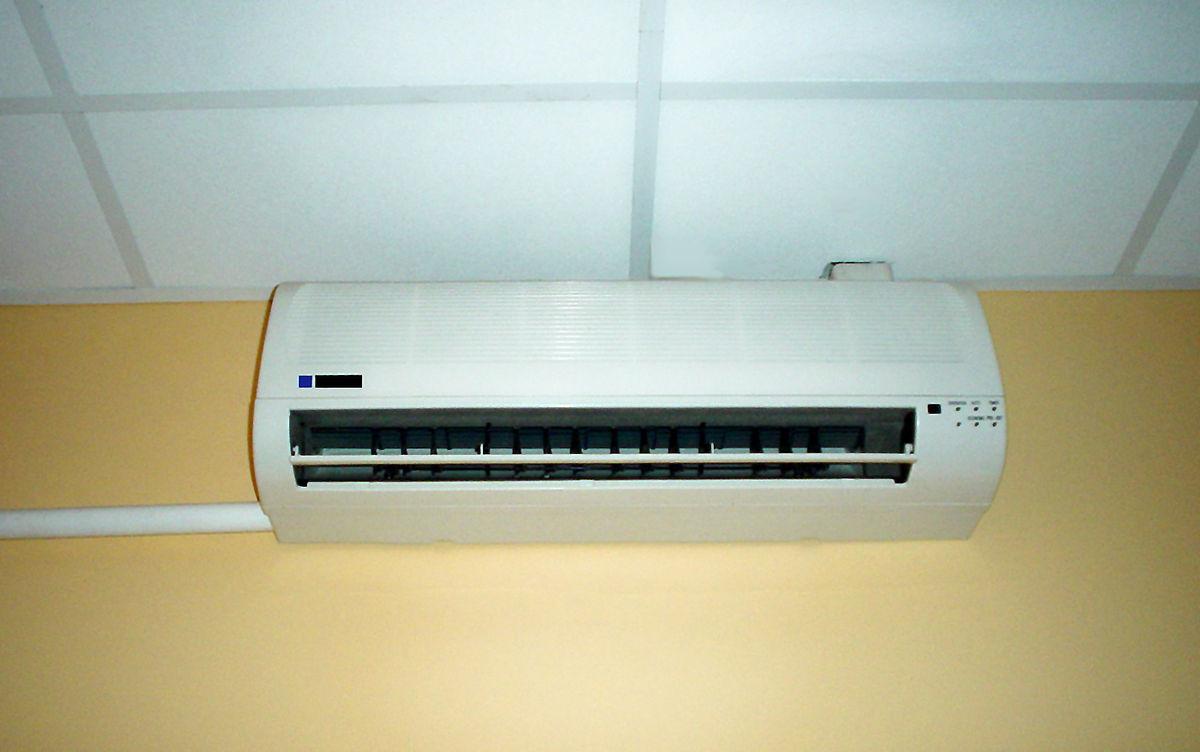 Come Montare Un Condizionatore condizionatore d'aria - wikipedia