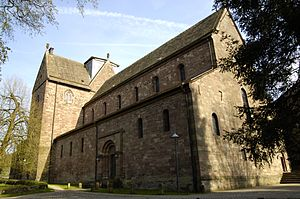 Amelungsborn Abbey - Exterior of Amelungsborn Abbey