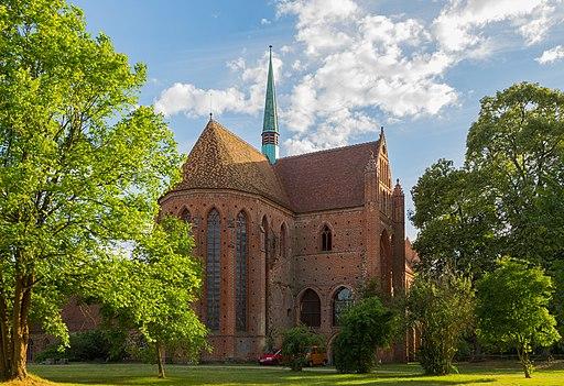 Klosterkirche Chorin 32