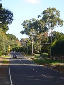 Melbourne orchards