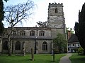 Knowle Parish Church from the north - geograph.org.uk - 1911072.jpg