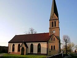 Kościół w Sarbinowie (gmina Dębno).JPG