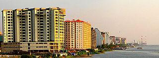 Kochi metropolitan area Metropolitan Area in Kerala, India