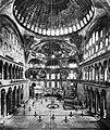 Konstantinápoly, Hagia Szophia (532–537), alaprajz.jpg