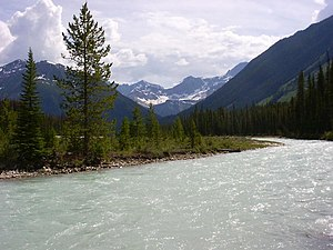 Kootenay National Park - The Ottertail River