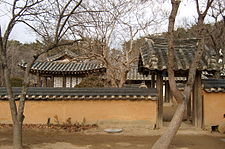 Korea-Gangneung-House of Heo family-01.jpg